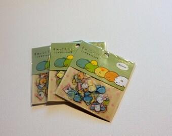 Sumikko gurashi sticker pouch