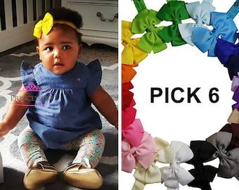 Infant headband - baby headband - newborn headband - baby girl headband - gift for baby - headbands toddler HF06