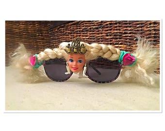 Classic Cowgirl Princess Barbie Shades