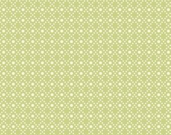 Diamond Geo - Green 8397-G by Maywood Studio Cotton Fabric Yardage
