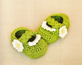 slippers hook baby / explanations in French and English / file PDF sent immediately / 0 in 12 months / Tuto baby cloth babies