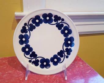 "Arabia FInland Aamu Dessert Plates 6.5"" (16.5 cm)"