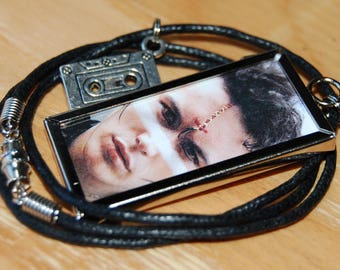 Double Sided Adam Ant Necklace