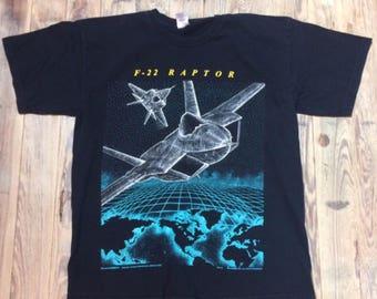F-22 Raptor t shirt