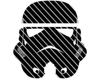Star Wars Stormtrooper - SVG file