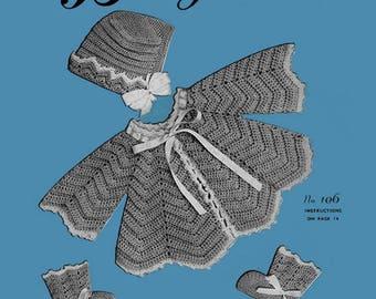 A Doreen Crochet & Knit Baby E-Pattern Book 2