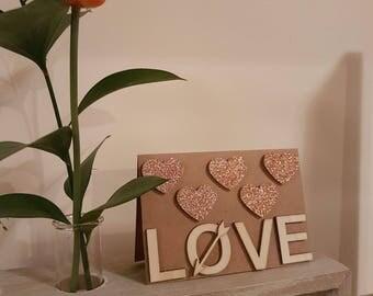 Love Card | 3D Love