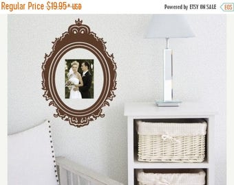 20% OFF Summer Sale Elegant Picture Frame wall decal, sticker, mural, vinyl wall art