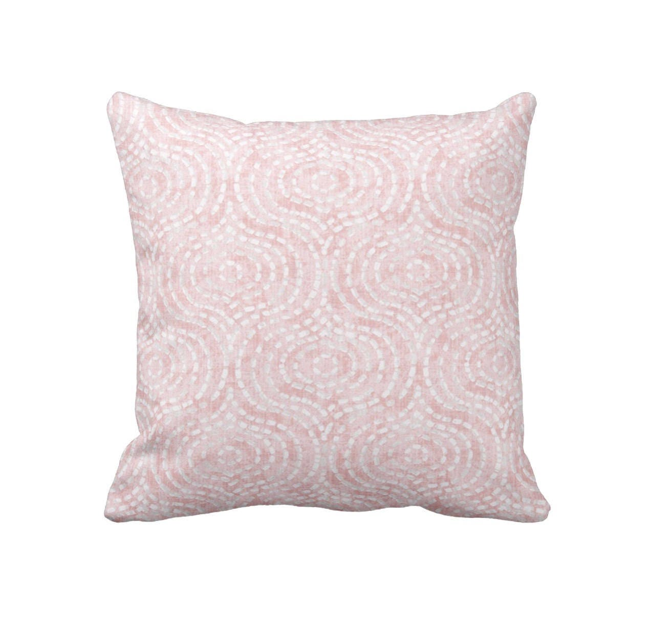 Blush Pink Decorative Pillow : Blush Pink Pillow Cover Decorative Pillow Cover Decorative