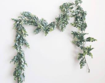 Greenery Garland / Bohemian Wedding Garland / Photoshoot Garland / Succulent Garland / Bohemian Bride / Wedding Decor / Garland / Vines