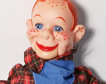 Howdy Doody Ventriloquist Dummy Eegee National Broadcasting Co 1973