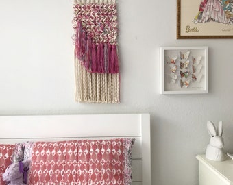Macrame Wall Hanging/Wall Hanging/Weaving/Home Decor/Tapestry