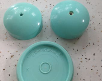 Turquoise Lot Of Kitchen Accessories
