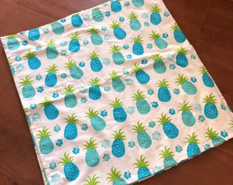 Pineapple Baby Swaddle Blanket *READY TO SHIP*