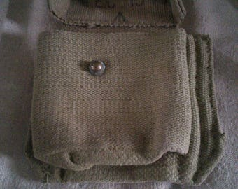 British Army Officer's 1937 Pattern Webbing Compass Pouch