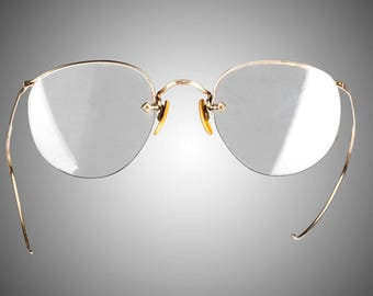 American Optical Full View eyeglasses spectacles in superub condition