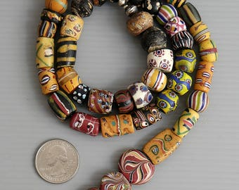 Antique Vintage African Trade Beads
