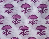 Cotton print from India, voile, dress materials, lightweight cotton print, Indian cotton print, yardage