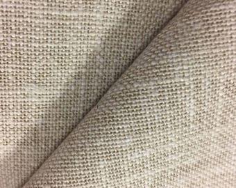 Fabric linen collar natural mottled - large width 280 CM weight 250 GR M2