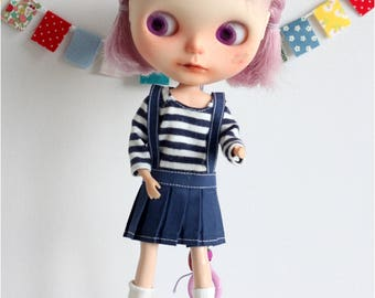 Outfit for Blythe sailor, dress/clothes