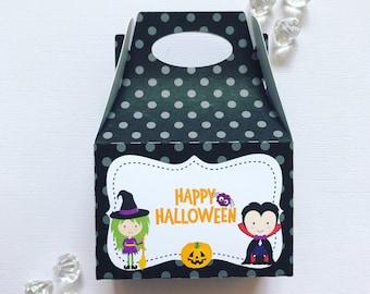 Vampire treat boxes