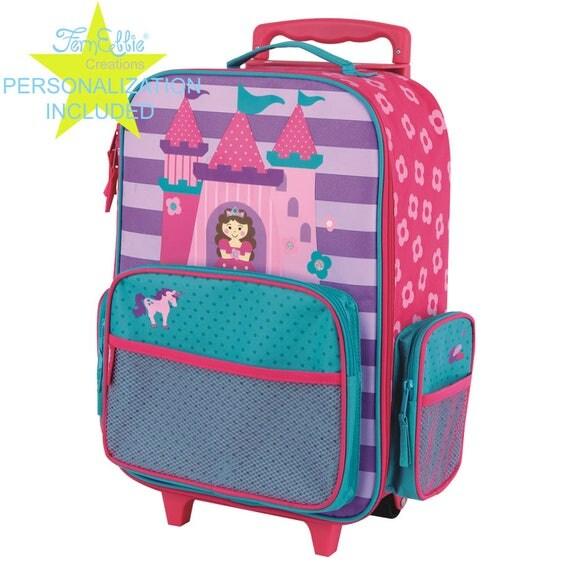 PRINCESS Stephen Joseph Classic Rolling luggage