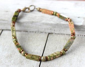 Stone Men Bracelet