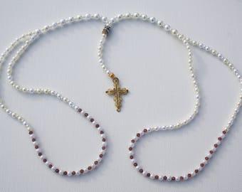Wrist Pearl Wedding Lazo,el Lazo,Lazo de Bodas,Wedding Lasso,Lasso de Bodas,Catholic Lazo,Rosary Lazo,pearl  Lazo,lazo para boda en perlas
