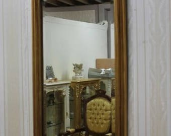 Baroque mirror wall mirror antique style AfPu173