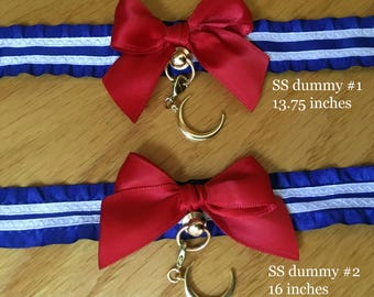UNIQUE ITEMS!! Senshi Shoujo ~ dummy collars