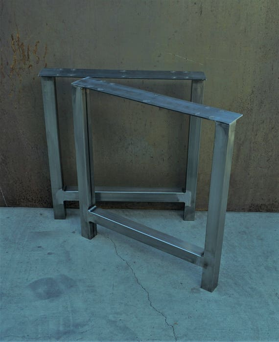 CHRISTMAS SALE!!!: Ready to ship in 1-2 business days!!!!! H Shape Metal Table legs 2x2