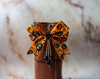 Spider Bow Planner Charm