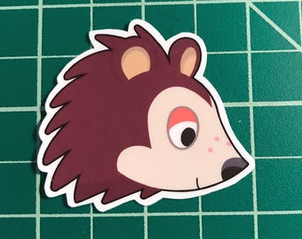 Animal Crossing Sticker | Sable