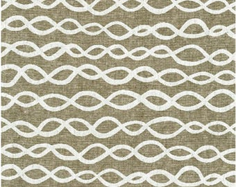 Arroyo by Erin Dollar for Robert Kaufman AOU 16880 49 Olive Fifty Percent Linen 45 Percent Cotton