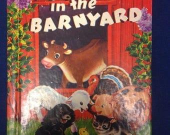 Surprise In The Barnyard - Book-Elf Junior