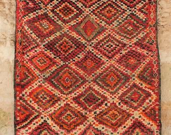 RESERVED: Berber Rug from Zayane, Morocco