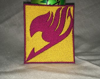 Iron on Fairy Tail patch