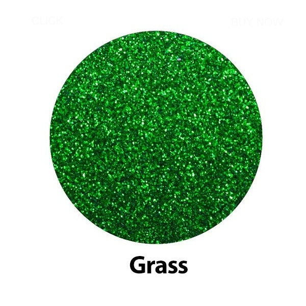 Grass Green High Glitter Htv Iron On Heat Transfer Vinyl