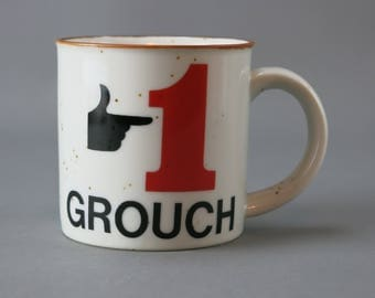 Number 1 Grouch Mug