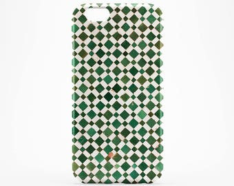 Green iPhone 8 Plus Case iPhone X Marble Phone Case iPhone 7 Plus Tile iPhone 6 Plus Case iPhone 5 iPhone 8 Case iPhone SE Case Galaxy S8