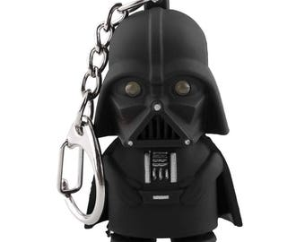 Star Wars Darth Vader key chain with lights and sound