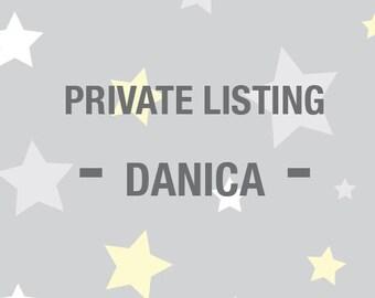 Private Listing for Danica