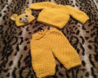 Honey bear costume