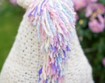 Made To Order, Unicorn Hoodies Scarves for Girls