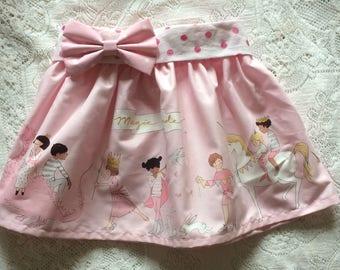 Sarah Jane Magic Parade Party Elastic Waist Twirl Skirt baby Toddler Girl