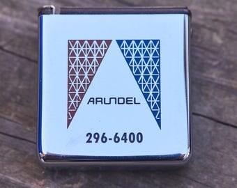 Vintage Arundel 6 foot tape measure