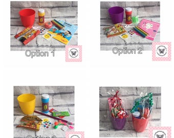Pre-filled party favours, stocking filler, wedding favours, christening favours, lucky bag, gifts for children