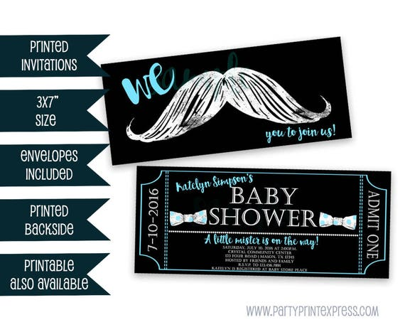 Mustache baby shower invitations little man baby shower invitation il570xn filmwisefo