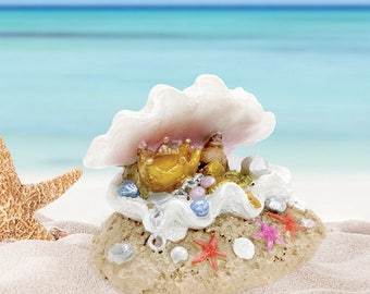 Fairy Garden  - Mermaid Treasure - Miniature