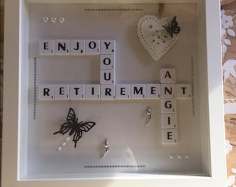 Personalised Retirement Gift